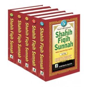 BUKU SHAHIH FIQIH SUNNAH 5 JILID LENGKAP