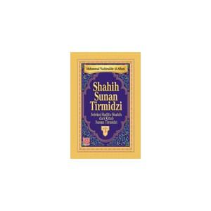 BUKU SHAHIH SUNAN TIRMIDZI (3 JILID LENGKAP)