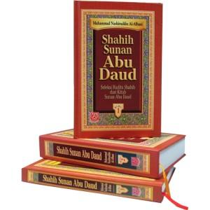 BUKU SHAHIH SUNAN ABU DAUD (3 JILID LENGKAP)