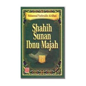 BUKU SHAHIH SUNAN IBNU MAJAH 3 JILID LENGKAP | KUMPULAN HADITS SUNAN IBNU MAJAH