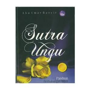 BUKU SUTRA UNGU SC | PANDUAN BERHUBUNGAN INTIM DALAM PERSPEKTIF ISLAM