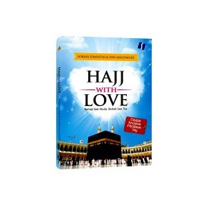 BUKU HAJJ WITH LOVE