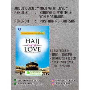 BUKU HAJJ WITH LOVE