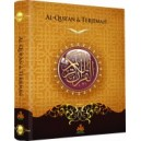 MUSHAF TERJEMAH A4 (COKLAT)