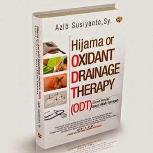 BUKU HIJAMA OR OXIDANT DRAINAGE THERAPY (ODT) | PENGOBATAN BERBAGAI PENYAKIT DENGAN CARA NABI