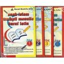 BUKU ANAK ISLAM TERAMPIL MENULIS HURUF LATIN 4 JILID LENGKAP