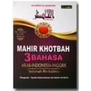 BUKU MAHIR KHOTBAH 3 BAHASA