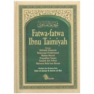 BUKU FATWA-FATWA IBNU TAIMIYAH (FATWA ILMIAH, POLITIK, SUMPAH, MAKANAN, DAN SEBAGAINYA)