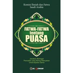BUKU FATWA-FATWA TENTANG PUASA