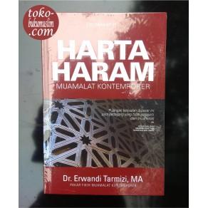 BUKU HARTA HARAM MUAMALAT KONTEMPORER (Hard Cover)