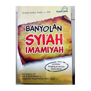 BUKU BANYOLAN SYIAH IMAMIYAH