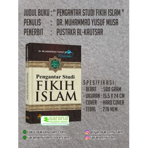 BUKU PENGANTAR STUDI FIKIH ISLAM