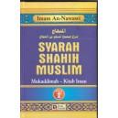 BUKU SYARAH SHAHIH MUSLIM SET 1 ( JILID 1 - 6 )