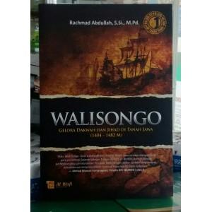 BUKU WALISONGO  (Gelora Dakwah Dan Jihad Di Tanah Jawa)