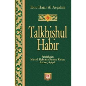 BUKU TALKHISHUL HABIR 1 SET (6 JILID ) LENGKAP