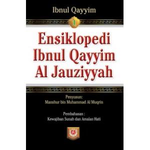 BUKU ENSIKLOPEDI IBNUL QAYYIM AL JAUZIYYAH 3 JILID LENGKAP