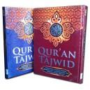 QUR'AN TAJWID MAGHFIRAH UKURAN A4 (Terjemahan, Tajwid Warna, Asbabun Nuzul, Indeks dan Kertas Warna)