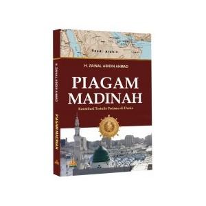 BUKU PIAGAM MADINAH | KONSTITUSI TERTULIS PERTAMA DI DUNIA