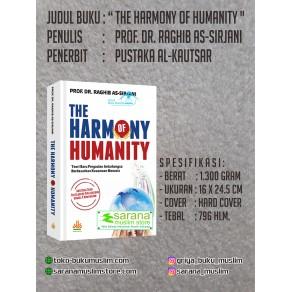 BUKU THE HARMONY OF HUMANITY