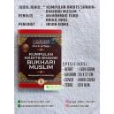 BUKU KUMPULAN HADITS SHAHIH BUKHARI MUSLIM