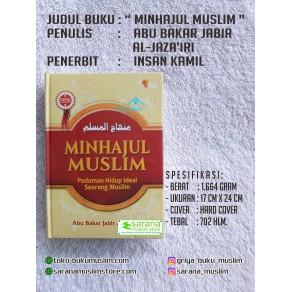 BUKU MINHAJUL MUSLIM (Pedoman Hidup Ideal Seorang Muslim)