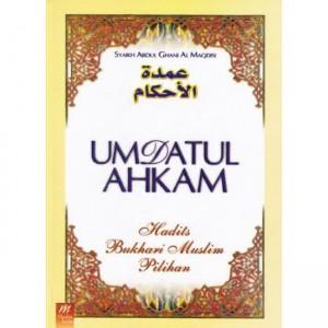 BUKU UMDATUL AHKAM SC (Hadits Pilihan Bukhari Muslim)