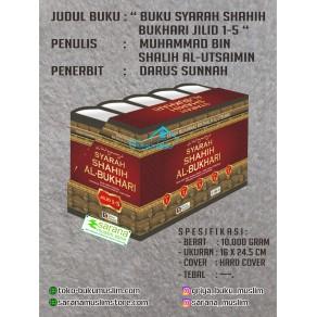 BUKU SYARAH SHAHIH BUKHARI SET 1 JILID 1-5