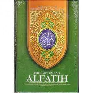 AL-QUR'AN AL-FATIH UKURAN A5 (Al Qur'an Terjemah Tafsir Per Kata Tajwid Kode)