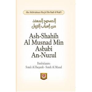 BUKU ASH SHAHIH AL MUSNAD MIN ASBABI AN NUZUL