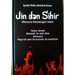BUKU JIN DAN SIHIR MENURUT PANDANGAN ISLAM