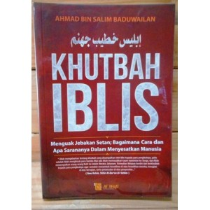 BUKU KHUTBAH IBLIS