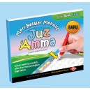 BUKU ANAK MARI BELAJAR MENULIS JUZ AMMA (Surat-Surat Pilihan)