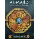 AL QUR'AN AL MAJID UKURAN A5  (Al Quran Terjemah & Tajwid Warna)