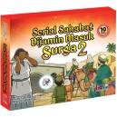 BUKU ANAK SERIAL SAHABAT DIJAMIN MASUK SURGA SERI 1 (10 BUKU)