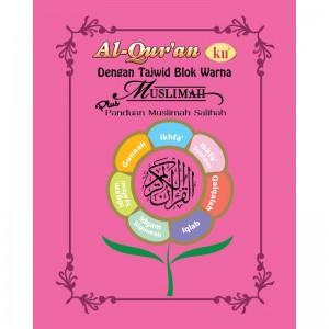 AL QUR'ANKU MUSLIMAH SAKU RESLETING FANTA