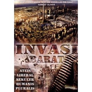 BUKU  INVASI BARAT (Atheis, Liberal, Sekular, Humanis)