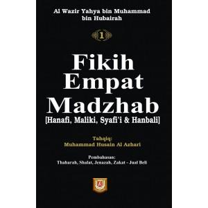 BUKU FIKIH EMPAT MADZHAB JILID 1-2 (BELUM LENGKAP)