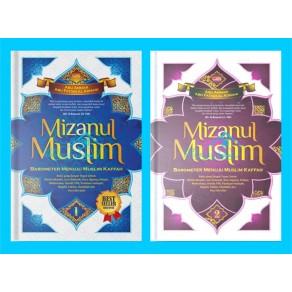 BUKU MIZANUL MUSLIM 1 SET 2 JILID