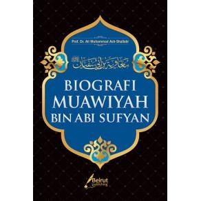 BUKU BIOGRAFI MU'AWIYAH BIN ABI SUFYAN ( Beirut )