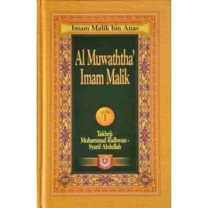 BUKU AL MUWATHTHA IMAM MALIK (2 JILID LENGKAP)