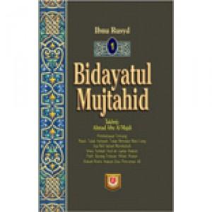 BUKU BIDAYATUL MUJTAHID (2 JILID LENGKAP)