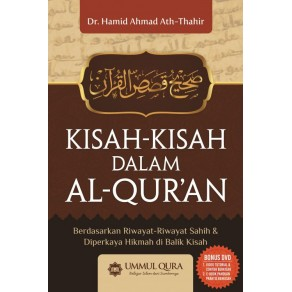 BUKU KISAH-KISAH DALAM AL QUR'AN ( BONUS DVD DAN E-BOOK )