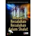 INTISARI KESALAHAN-KESALAHAN DALAM SHALAT