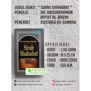 BUKU SIRAH SHAHABAT