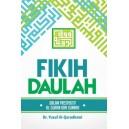 BUKU FIKIH DAULAH YUSUF AL QARDHAWI