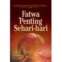 BUKU FATWA PENTING SEHARI-HARI