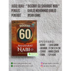 BUKU BIOGRAFI 60 SHAHABAT NABI