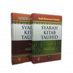 BUKU SYARAH KITAB TAUHID LENGKAP JILID 1 DAN 2