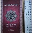 AL QURAN LATIN DAN DAN TERJEMAH AL-MUYASSAR UKURAN A4