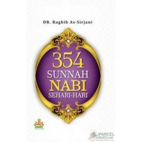 BUKU 354 SUNNAH NABI SEHARI-HARI